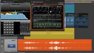 how to chain a guitar amp sim with other effects in your daw musicradar. Black Bedroom Furniture Sets. Home Design Ideas