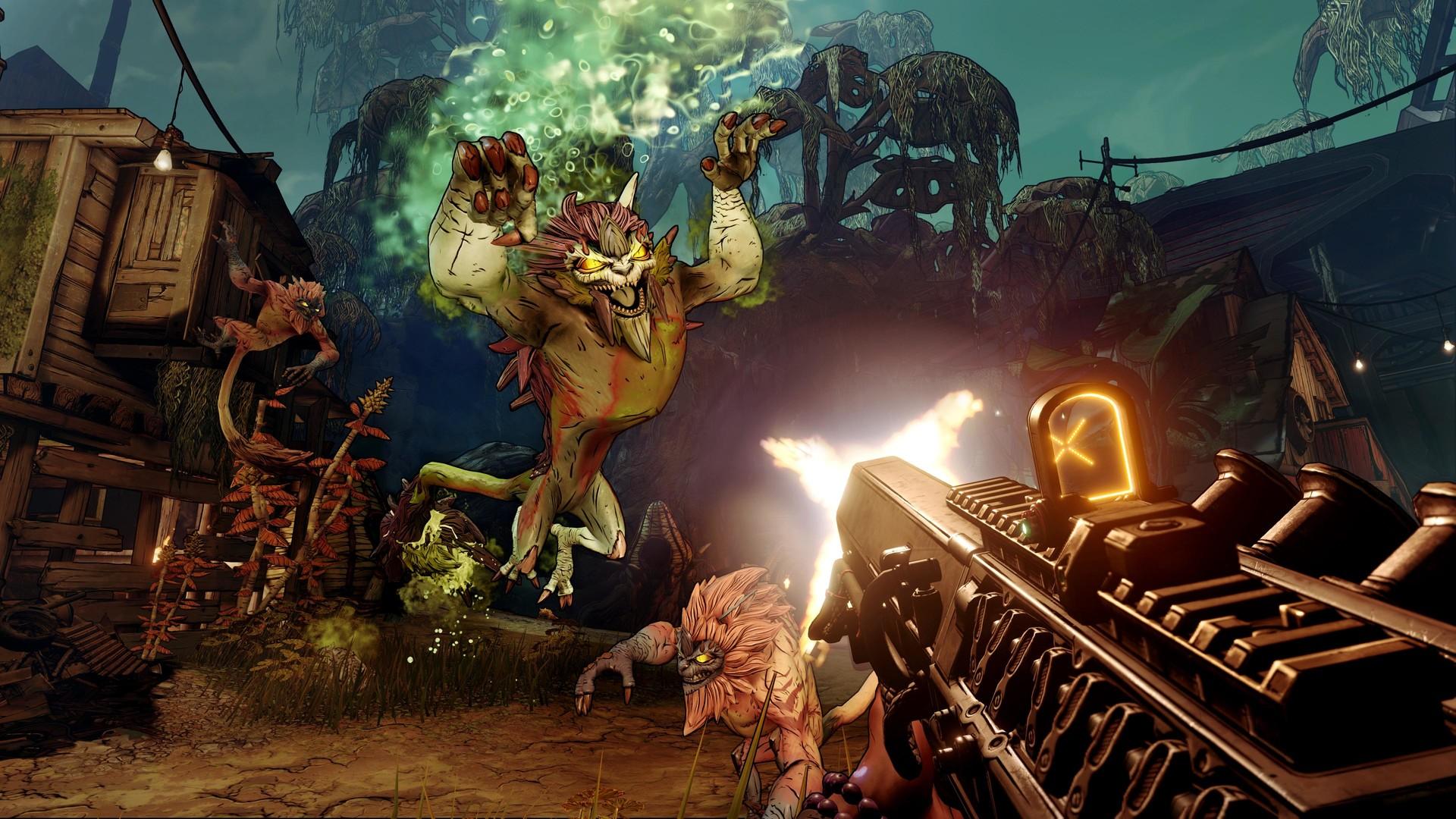 The best games like Diablo: Borderlands series