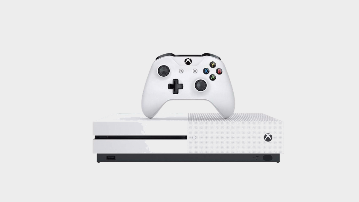 Grab an Xbox One S for just $180 to gear up for fall's major gaming releases