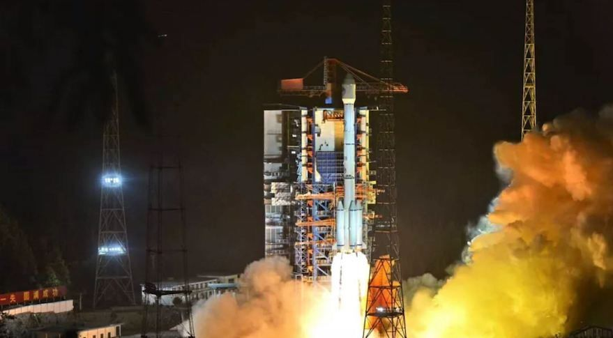 China Launches Latest Beidou Satellite for Global Navigation System