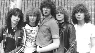 Def Leppard in 1980