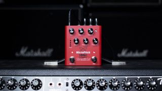 Eventide's new MicroPitch delay pedal