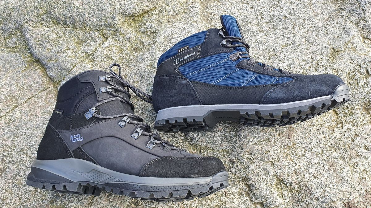 Berghaus Hillwalker Trek vs Hanwag Banks: Which of these classic hiking boots is better?