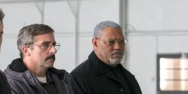 Laurence Fishburne Seriously Loved Prepping For Last Flag Flying, Here's Why