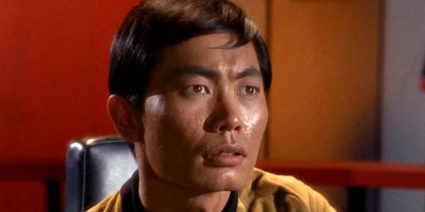 Star Trek George Takei Hikaru Sulu