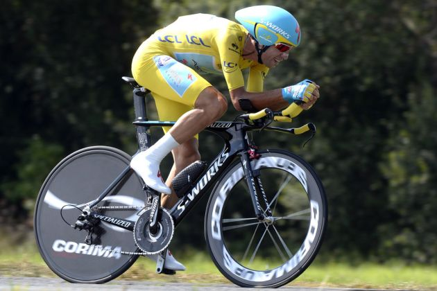 Last year's victory made Vincenzo Nibali the first Italian to win the Tour de France since 1998 (Watson)
