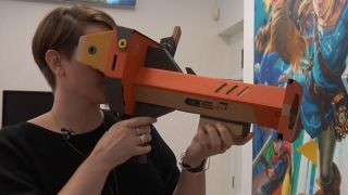 Nintendo Labo VR is a neat idea, but fails to offer anything