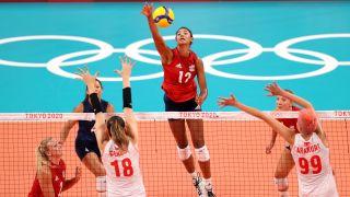 Team USA vs ROC volleyball live stream