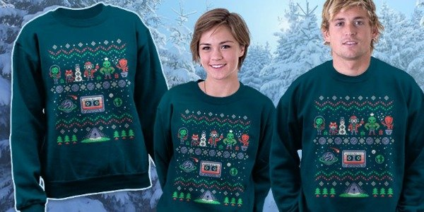 Guardians of the Galaxy Sweater