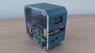Klements' DIY R-Pi server