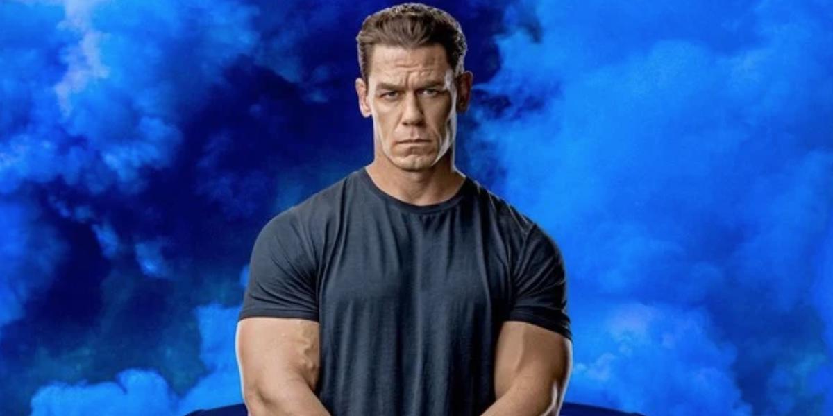 John Cena's poster for F9