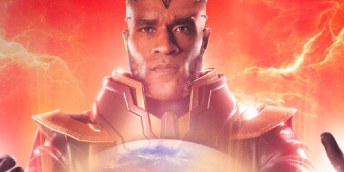 Infinity Ends in New Crisis on Infinite Earths Promo