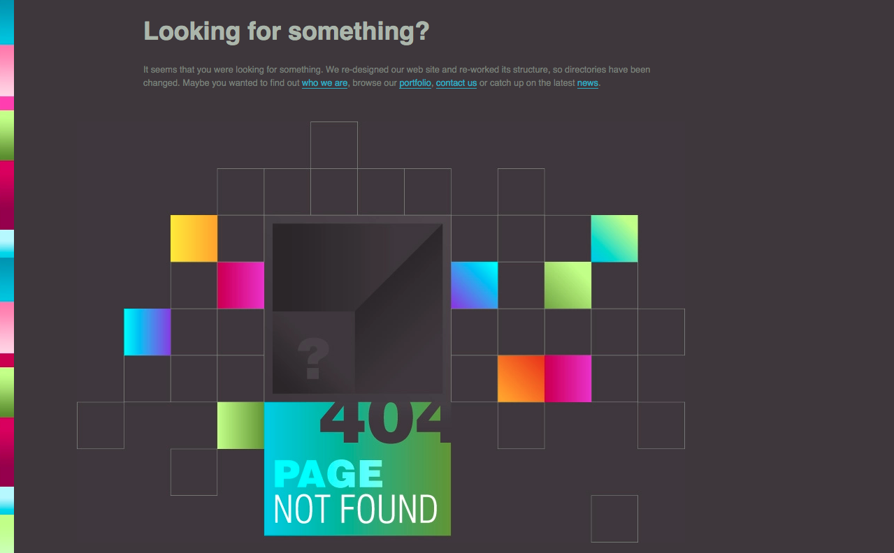 37 brilliant 404 error pages | The Blog Pros