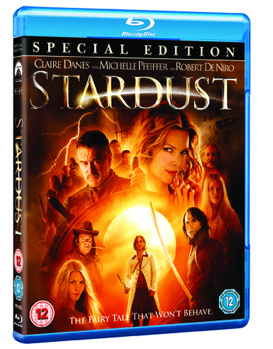 Stardust on Blu-ray