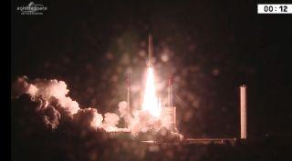 Arianespace Ariane 5 launch of ViaSat-2 and Eutelsat-172b