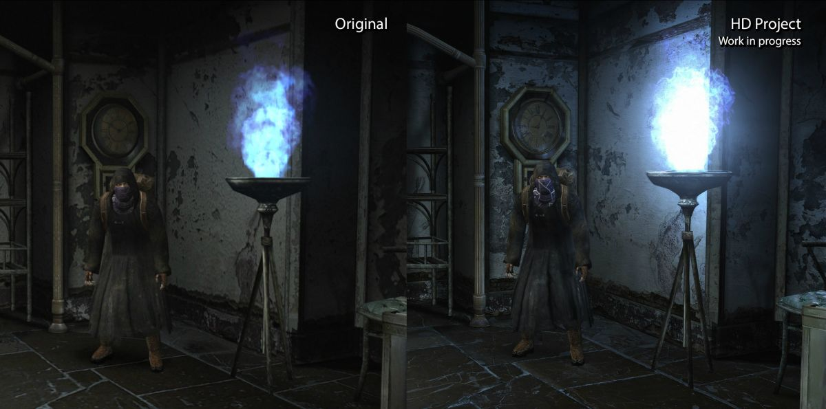 Resident Evil 4 HD Project mod adds dynamic lighting to The Island