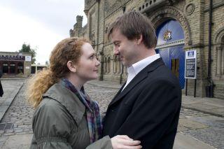 John Stape and Fiz in Coronation Street 2009