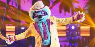 Why The Masked Dancer's Sloth May Prove That The Competition Is Totally Unfair