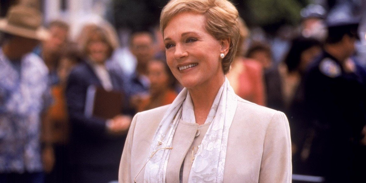 Julie Andrews - The Princess Diaries