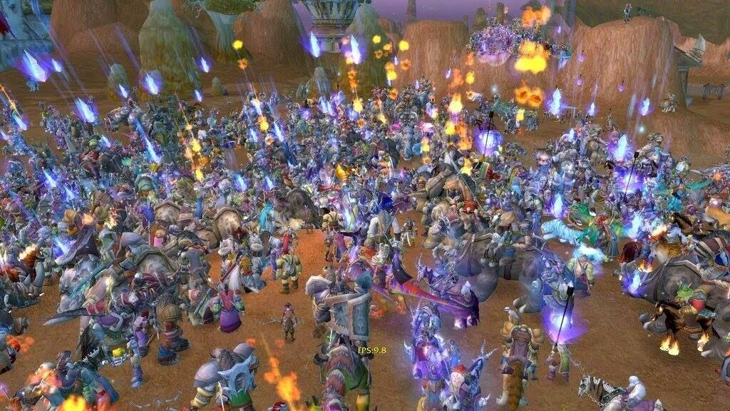 vanilla world of warcraft project nostalrius splits with