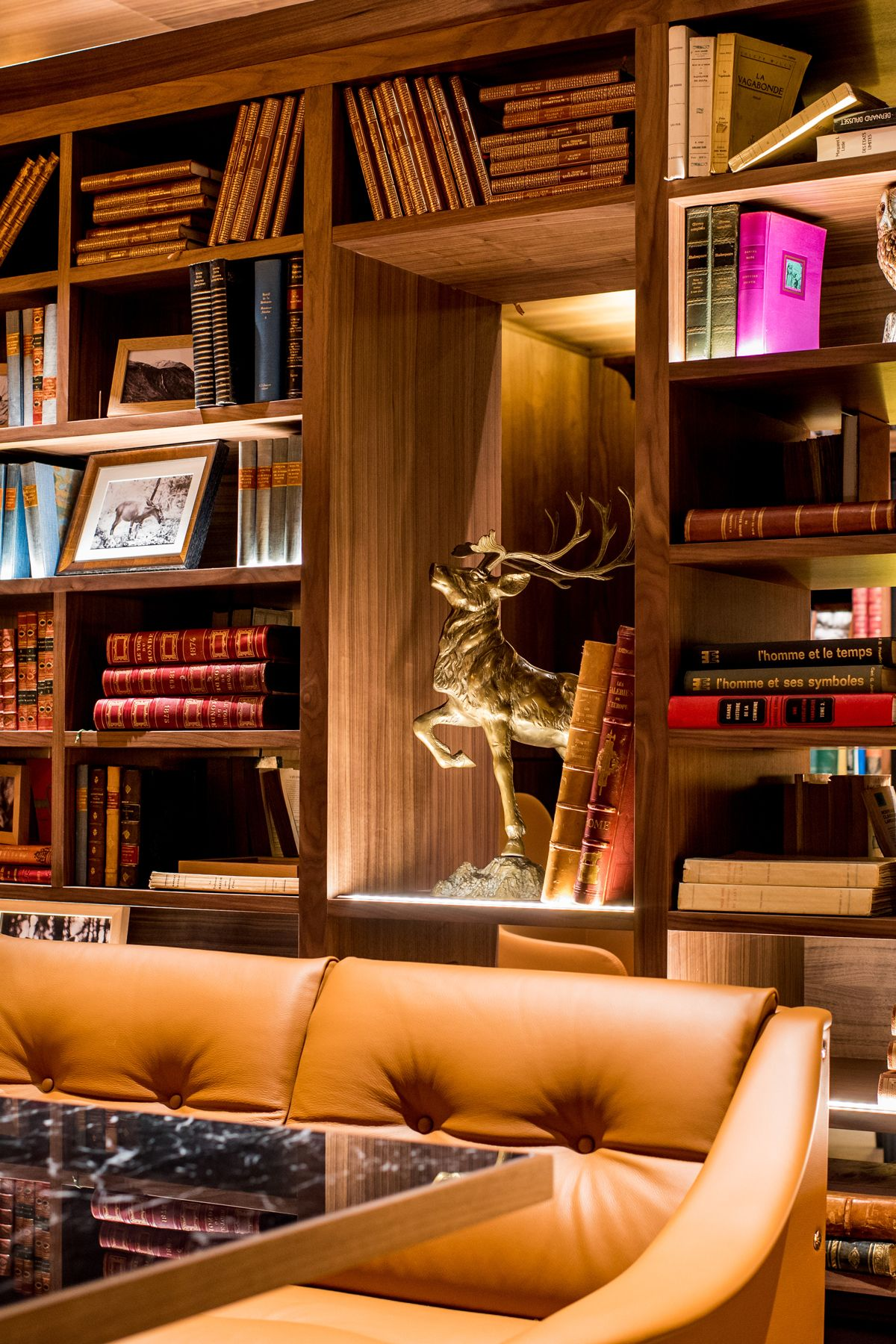 This is the ski hotel giving après style a chic update