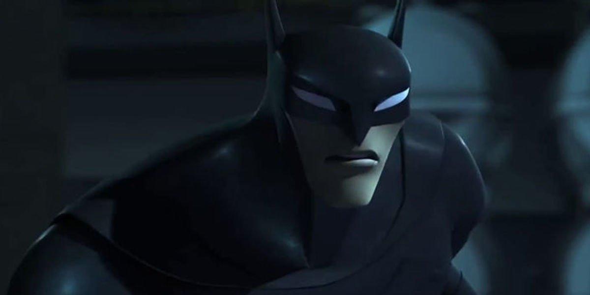 Anthony Ruivivar on Beware the Batman