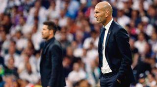 Real Madrid Vs Atletico Madrid derby