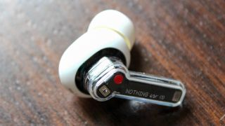 The Nothing Ear 1 are the budget noise-canceling earbuds to beat