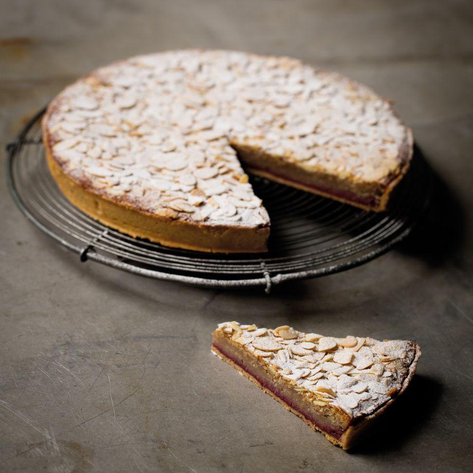 Jason Atherton's Bakewell Tart Recipe