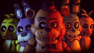 Five Nights at Freddy's plushies