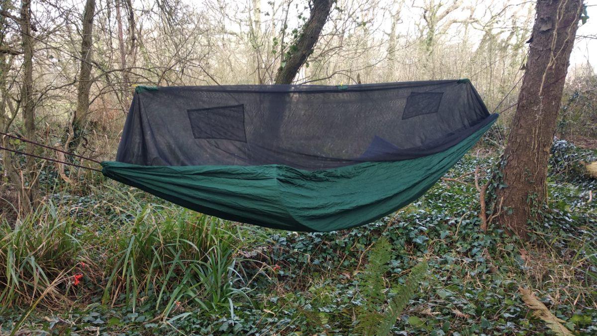 Hammock Bliss No-See-Um No More review: a perfect hammock for keeping pests at bay