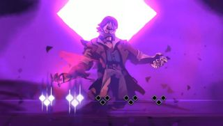An image of the main character from Curse of the Dead Gods.