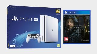 PS4 Pro UK deal! Get Sony's 4K console with Death Stranding for £299