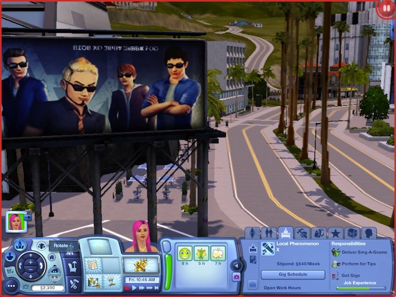 The Sims 3 Showtime Expansion Pack Review: Music, Magic And Acrobatics #21041