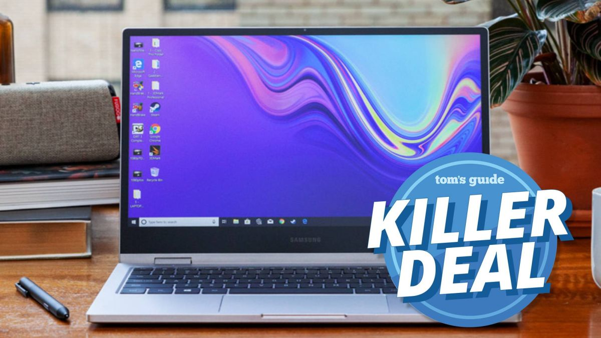 Forget the MacBook Pro: Samsung Notebook 9 Pro just dropped to $999 - Tom's Guide