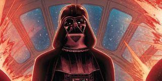 Darth Vader Marvel comic book