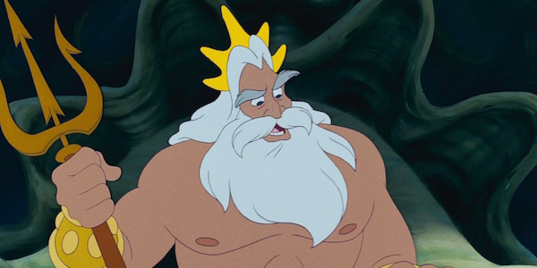 Disney's Live Action Little Mermaid Has Found Its King Triton