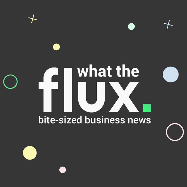 What the Flux podcast album art