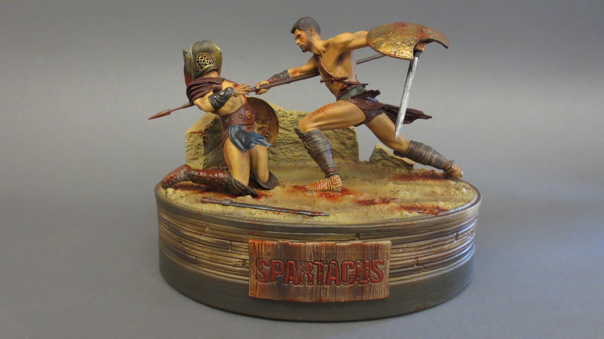Spartacus: The Complete Series DVD And Blu-ray Box Sets Coming September #31567