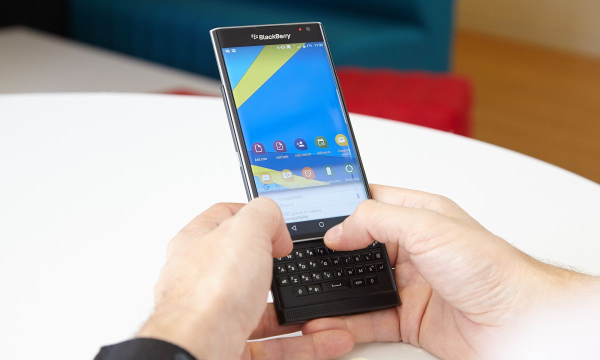 Converting Blackberry Passport To Android