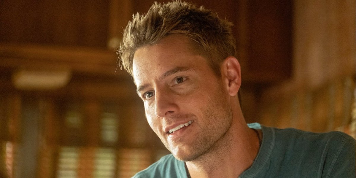 Justin Hartley as Kevin Pearson in This Is Us.