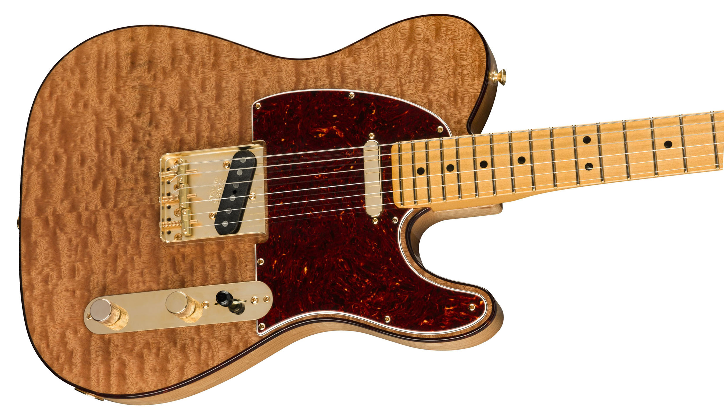 Fender's Red Mahogany Top Telecaster, the second of its Rarities Collection, debuts | MusicRadar