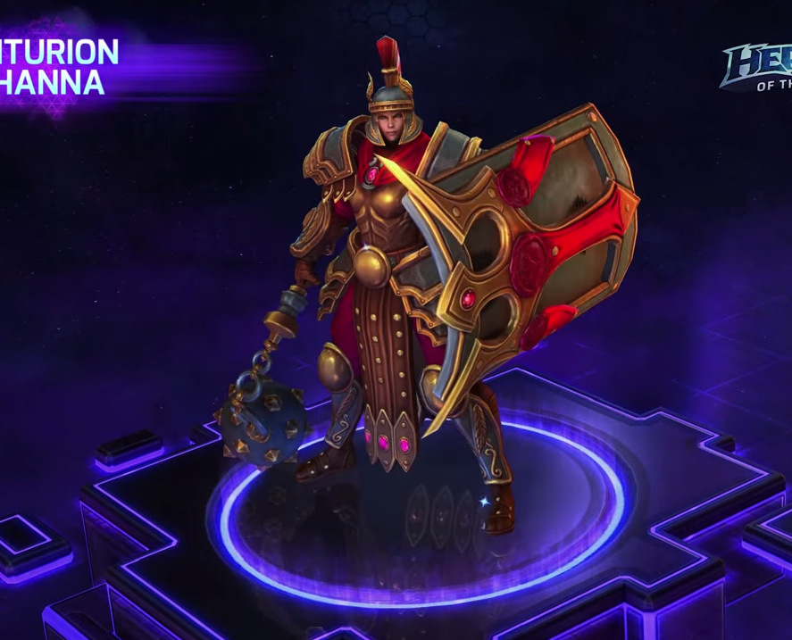 Diablo 3's Crusader Is Coming To Heroes Of The Storm #32793