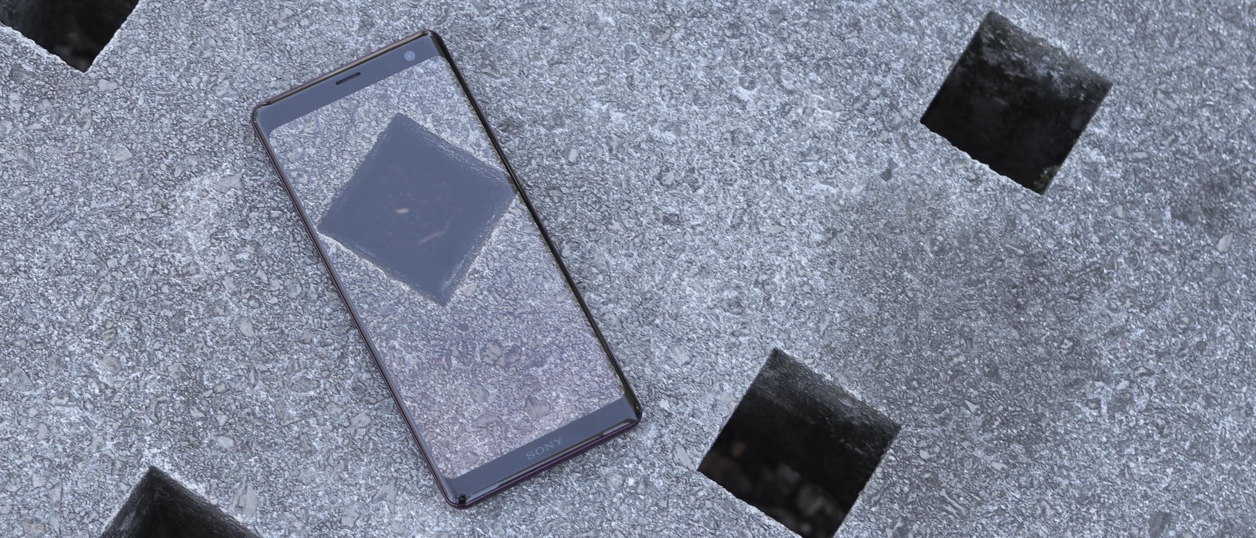 Sony Xperia XZ3 review: Page 3   TechRadar