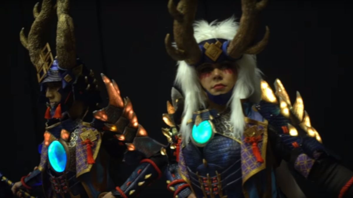 Stop what you're doing and marvel at this Monster Hunter World cosplay with us