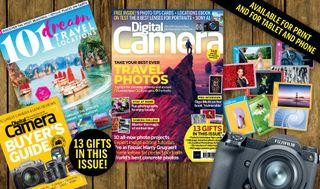 DCam 242 new issue bundle image