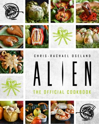 """Cooking and Ridley Scott's """"Alien"""" aren't something you'd think go together, but they're pretty tasty."""