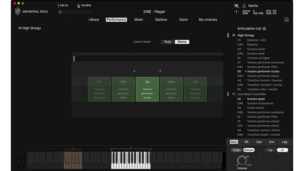 Orchestral Tools Modus review
