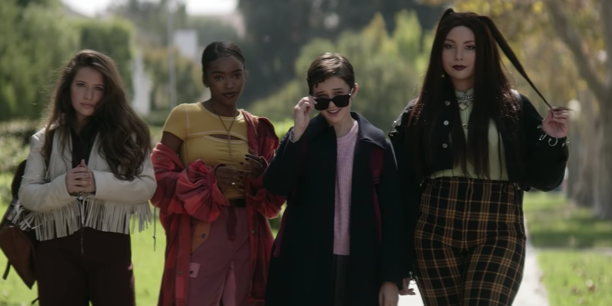 The coven in The Craft: Legacy
