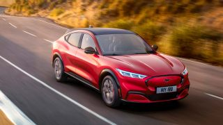 2021 Ford Mustang Mach-E review